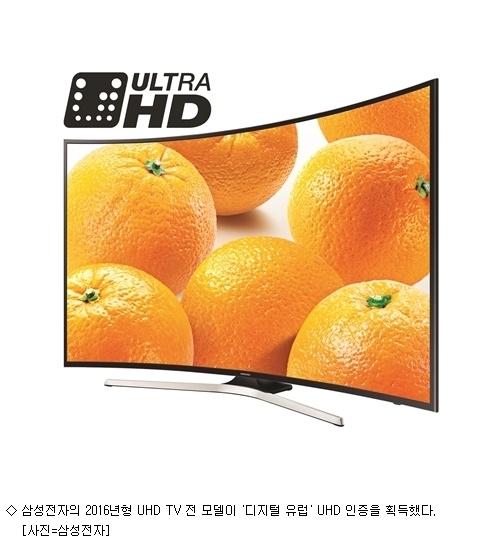 �Z���� UHD TV �� ��, ���� UHD ���� ȹ��