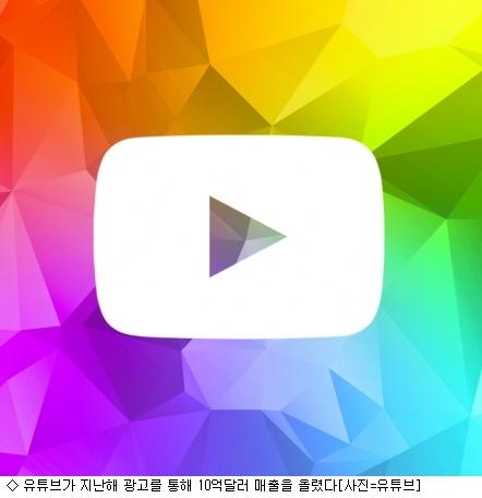 유튜브, 지난해 음반사에 10억달러 지급