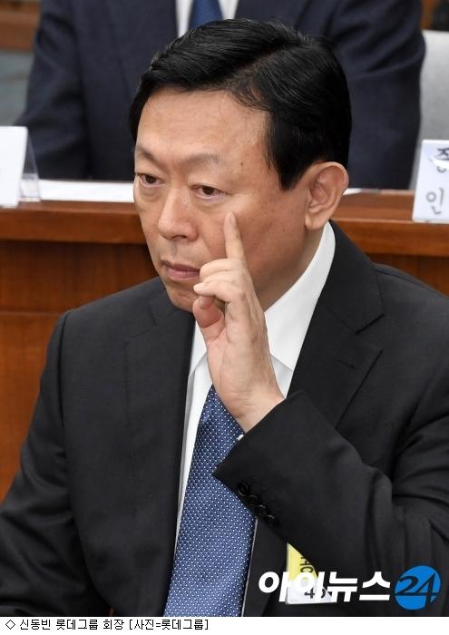 롯데·CJ 유통그룹 총수, 청문회 소신발언 ''주목''