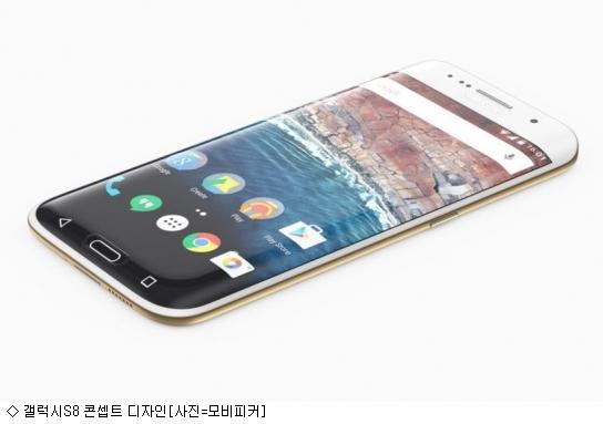 삼성 갤럭시S8의 비밀무기는 '新헬스앱'