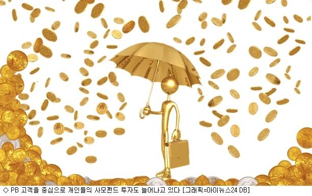 [대안펀드 시대](하)PB들의 특별관리 ''사모펀드''