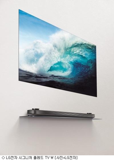 LG전자 TV, 올레드·나노셀 ''투트랙'' 전략