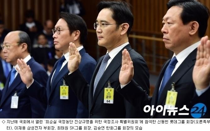 ''특검'' 종료에도 재계, 긴장 늦출 순 없어…