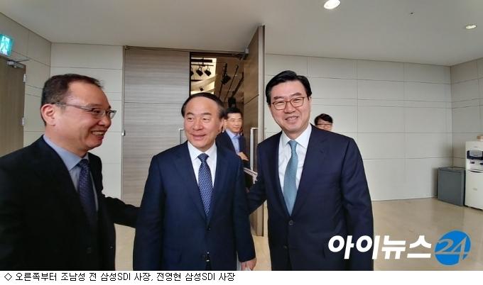 전영현 삼성SDI 사장