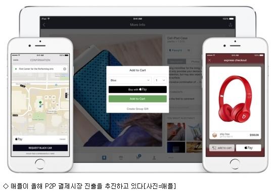 애플 P2P 결제시장 조준…페이팔 위협할까?