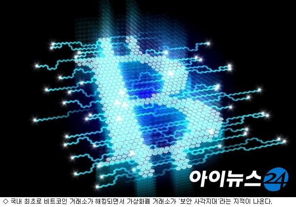 가상화폐 거래소 해킹 사고…보안 어쩌나