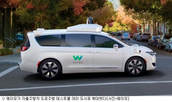 구글 vs 우버, 자율주행차 '전면전'