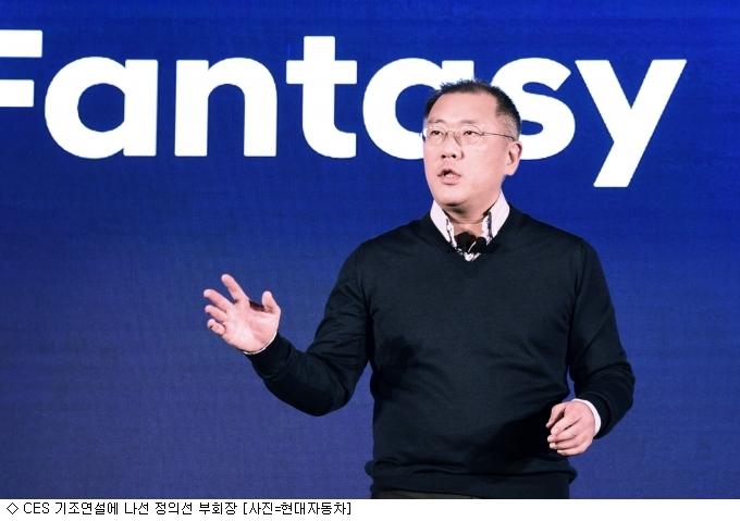 무대 넓히는 정의선 부회장…글로벌 광폭 행보