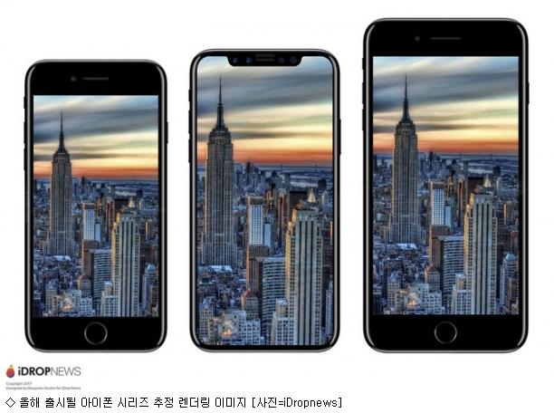 애플 아이폰8, 수급 차질 ''타의적 한정판''?
