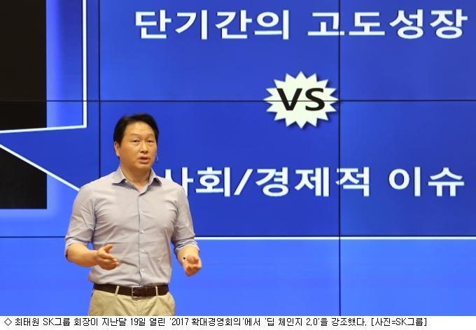 SK, 협력사 상생안…1천600억 펀드 조성
