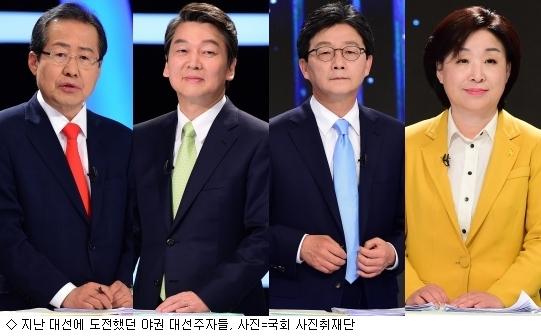 첫 정기국회 앞둔 野, 대선 패배 상처 ''여전''