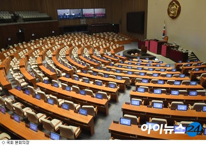 8월 국회 '정기국회 전초전' 막 올랐다