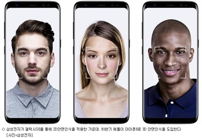 애플 아이폰8 ''3D센싱'', 퀄컴 차기 AP로 ''맞불''