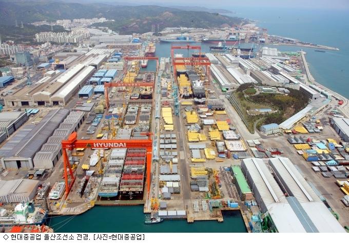 컨테이너선·VLOC선, 대규모 수주 앞둔 조선 3사