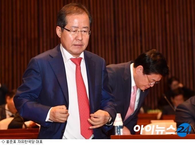 이번 주 영수회담, 한국당 또 불참하나