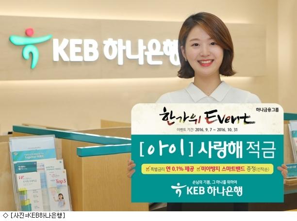 연휴 전에 은행 가자…추석맞이 이벤트 ''풍성''