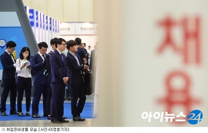 ''인적성검사 데이'', 퀵서비스 찾는 취준생들