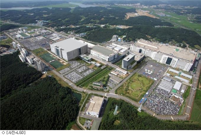 산업부, LGD 중국 OLED 공장 승인 ''다음으로''