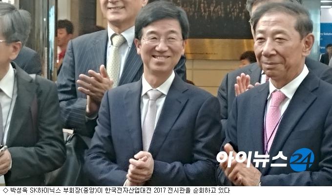 박성욱 부회장, 도시바 인수
