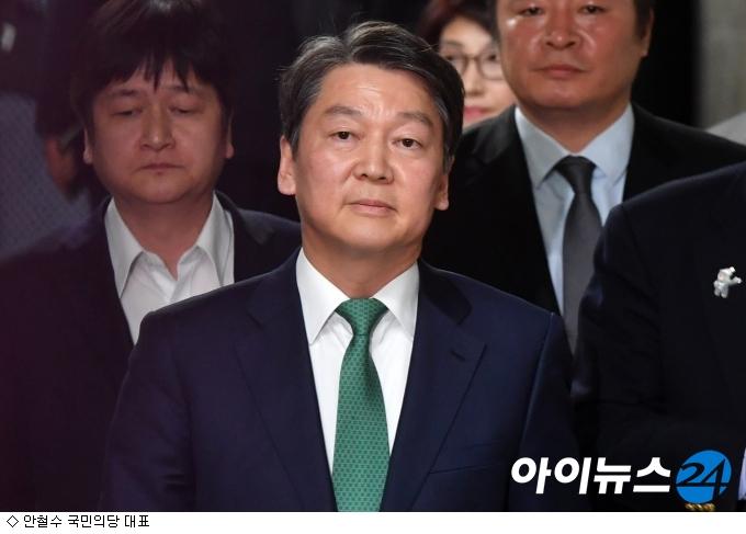 ''통합 소신'' 안 꺾는 안철수, 또 여론조사