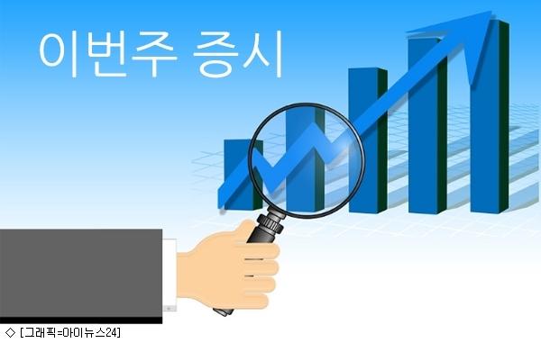 [이번주 증시]재료 공백기…경제지표 등 주목