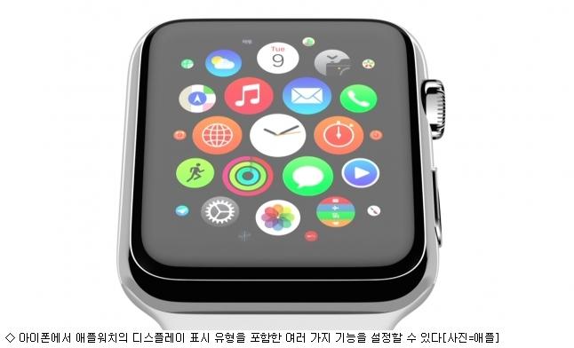 아이폰에서 애플워치 설정 손쉽게 할 수 있다