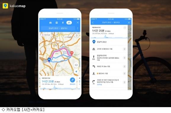 카카오-현대엠엔소프트, 지도 소송전