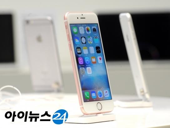LG유플, 아이폰 6S·갤노트5 지원금 일괄 인상