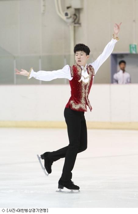 네이선 천, 미리보는 평창올림픽 男피겨 1위