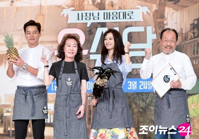 '윤식당', 힐링 선사한 청정웃음…산뜻한 출발