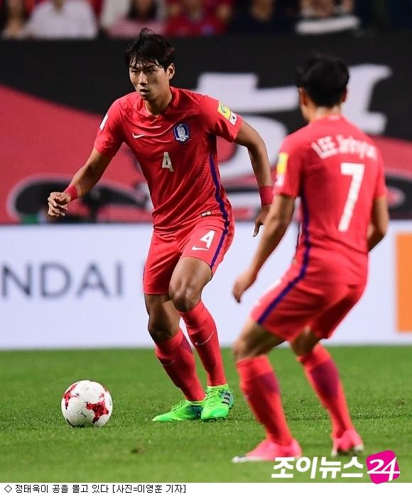 [U-20]정태욱·이상민, '통곡의 벽' 믿는다