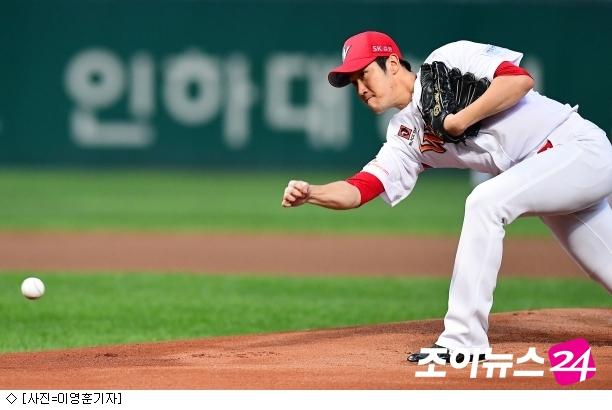 '12승' 박종훈