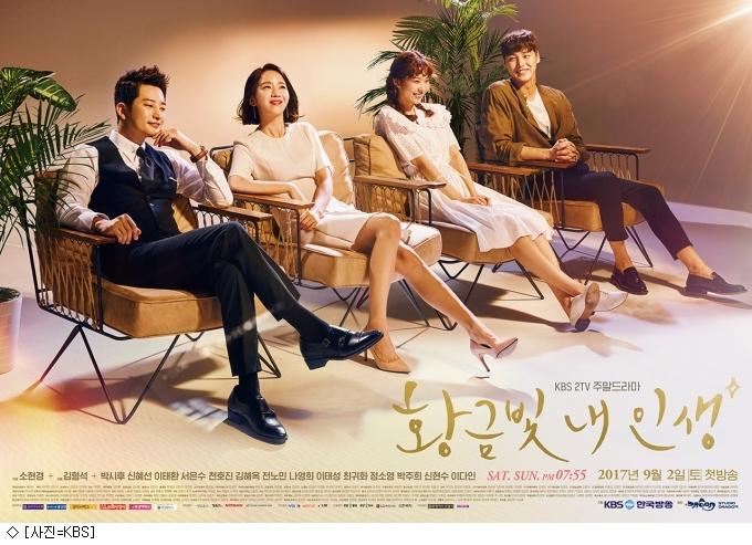 '황금빛' 박시후, 신혜선에 '심쿵'…최고 35%