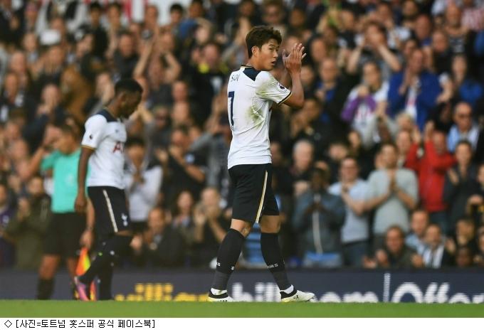 '손흥민 휴식' 토트넘, 리그컵 리버풀에 1-2 패배