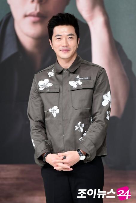 """'추리의여왕' 권상우 """"최강희와 16년만 재회, 편하게 촬영"""""""