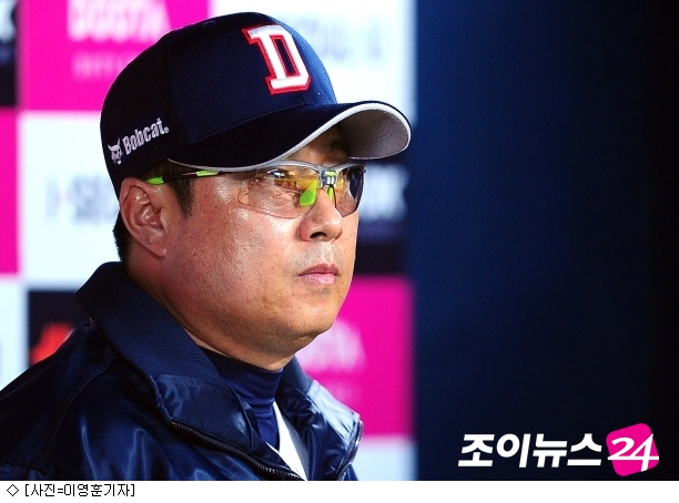 """김태형 """"6연승, 백업들 역할 컸다"""""""