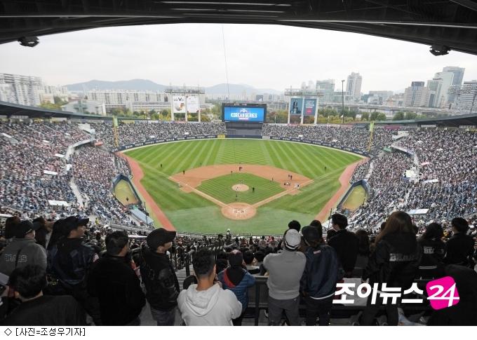 2017 타이어뱅크 KBO 리그 '3년 연속 700만 관중' 돌파