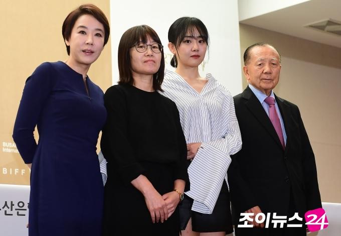 [포토]부산국제영화제 개막작은 '유리정원'