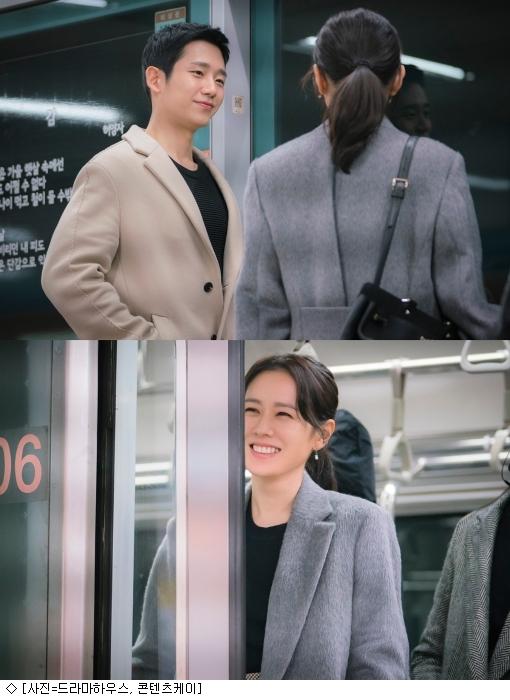 '예쁜 누나' 손예진·정해인, 여전히 달콤한 두 사람
